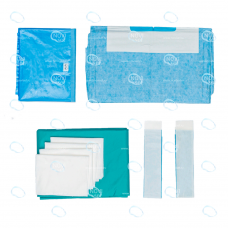 Комплект белья хирургического для лапаротомии/педиатрии/позвоночный стерильный