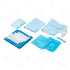 Комплект акушерский стерильный 1002
