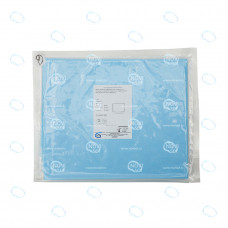 Простыня хирургическая влагонепроницаемая, ламинированный спанбонд, пл.42г/м2, 60смх90см, стерильная