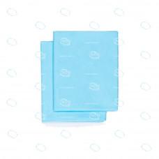 Простыня медицинская влагонепроницаемая, ламинированный спанбонд, пл.42г/м2, 200смх140см